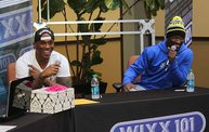 Jermichael Finley & James Jones on 1 on 1 With The Boys :: 9/5/13 23