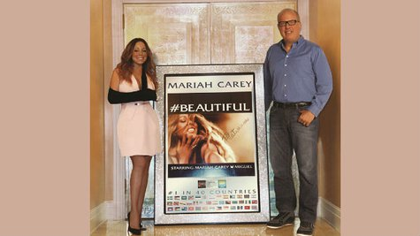 Image courtesy of Image Courtesy Mariah Carey on Instagram (via ABC News Radio)