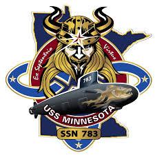 USS Minnesota Logo