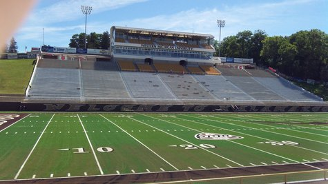 Waldo Stadium is all set for the big game. P.J. Fleck wants to fill it five times this fall.