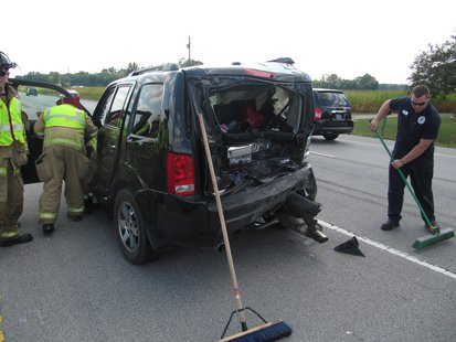 Accident pic 2 courtesy Vigo County Sheriffs Department