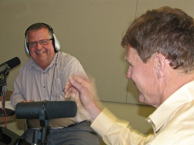 Mark Murphy on the Jerry Bader Show