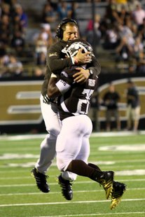 9/7/13 - WMU Football v Nicholls. Photo credit: Kate Binder