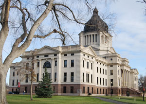 South Dakota State Capitol (NPSSD.gov)