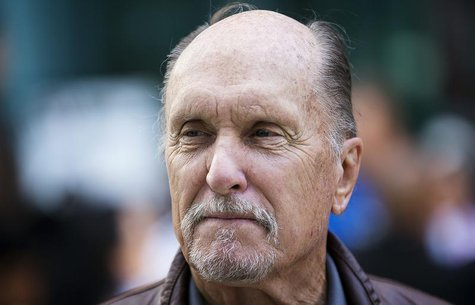 "Actor Robert Duvall arrives for the gala presentation of ""Jayne Mansfield's Car"" at the 37th Toronto International Film Festival, September"