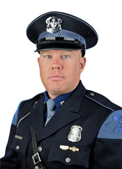Michigan State Trooper Paul Butterfield