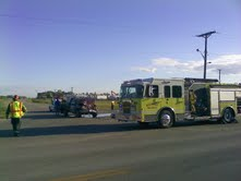West Fargo accident 9-12-2013