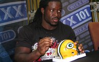 Eddie Lacy & James Jones :: 1 on 1 With The Boys :: 9/12/13 8