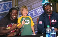 Eddie Lacy & James Jones :: 1 on 1 With The Boys :: 9/12/13 3