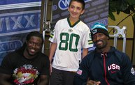 Eddie Lacy & James Jones :: 1 on 1 With The Boys :: 9/12/13 30
