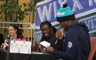 Eddie Lacy & James Jones :: 1 on 1 With The Boys :: 9/12/13 27