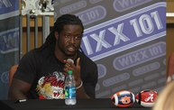 Eddie Lacy & James Jones :: 1 on 1 With The Boys :: 9/12/13 25
