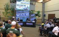 Eddie Lacy & James Jones :: 1 on 1 With The Boys :: 9/12/13 21