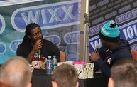 Eddie Lacy & James Jones :: 1 on 1 With The Boys :: 9/12/13 16