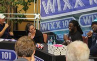 Eddie Lacy & James Jones :: 1 on 1 With The Boys :: 9/12/13 15