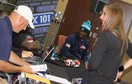 Eddie Lacy & James Jones :: 1 on 1 With The Boys :: 9/12/13 14