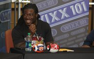 Eddie Lacy & James Jones :: 1 on 1 With The Boys :: 9/12/13 10