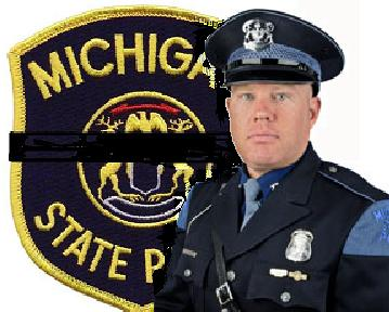 State Police Trooper Paul Butterfield