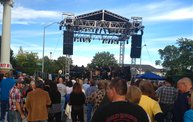 Montgomery Gentry in Fond du Lac with Y100 1