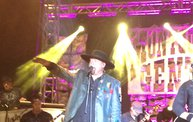 Montgomery Gentry in Fond du Lac with Y100 5