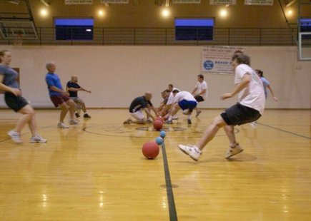 A Dodgeball Tournament will be held on Friday, September 27, 2013, 6 p.m. at Morningside Community Center. (becker.edu)