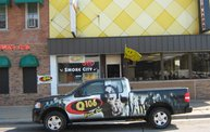 Q106 at Smoke City (9-10-13) 29