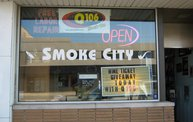 Q106 at Smoke City (9-10-13) 23