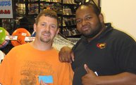 Q106 at Disc Traders (9-7-13) 11