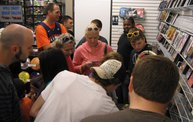 Q106 at Disc Traders (9-7-13) 7