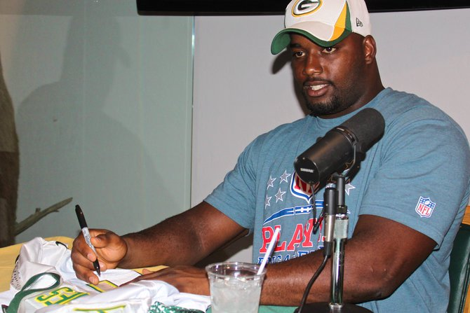 Datone Jones on the 5th Quarter Show