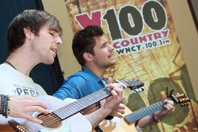 New artists at Y100