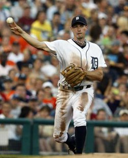 Tigers outfielder Don Kelly