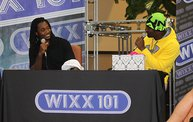 Davon House & James Jones :: 1 on 1 With The Boys :: 9/19/13 6