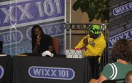 Davon House & James Jones :: 1 on 1 With The Boys :: 9/19/13 3