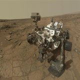 This self-portrait of NASA's Mars Curiosity rover is shown in this NASA handout composite image released May 30, 2013. REUTERS/NASA/Handout