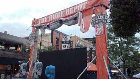 ESPN College Game Day Set