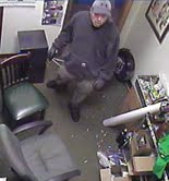 O'Leary's burglary suspect