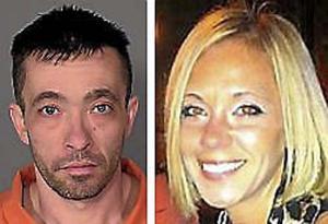 Jeffrey Trevino & murder victim Kira Steger