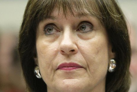 U.S. Internal Revenue Service Director of Exempt Organizations Lois Lerner sits for testimony before a House Oversight and Government Reform