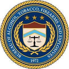 The Bureau of Alcohol, Tobacco, Firearms and Explosives