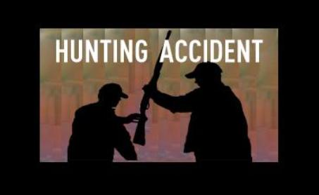 Hunting accident graphic