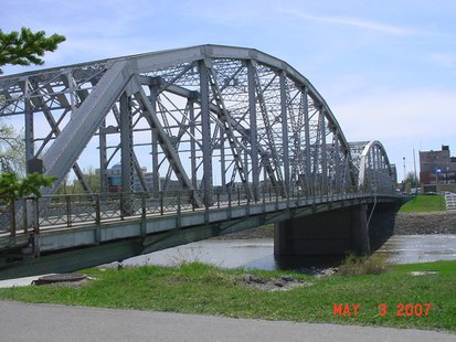 Sorlie Bridge Grand Forks