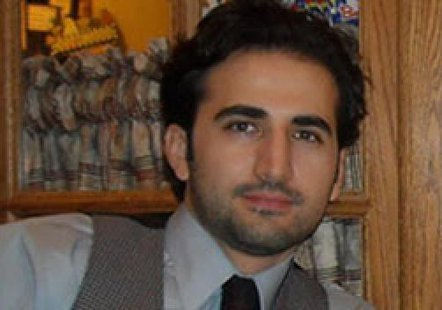 Amir Hekmati in happier times
