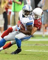 Detroit Lions wide receiver Nate Burleson (courtesy detroitlions.com)