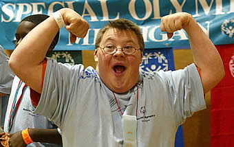 Special Olympics of Michigan