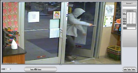 Dorchester robbery suspect.  Can you identify him?