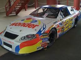 Ricky Bobby's No 26 Wonder Bread car from Talladega Nights.  Kurt Busch will carry the sponsor but will not change his number to 26.