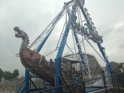 Sea Dragon (Photo courtesy of Fox 11)
