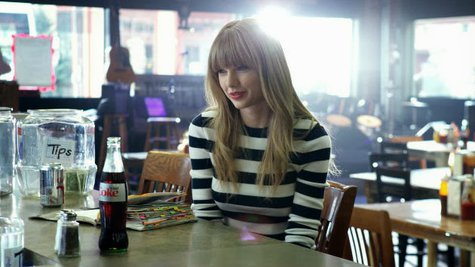 Image courtesy of Droga5 New York for Diet Coke (via ABC News Radio)