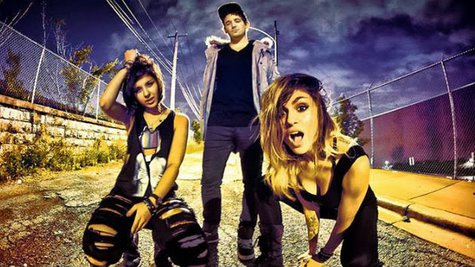 Image courtesy of Facebook.com/Krewella (via ABC News Radio)